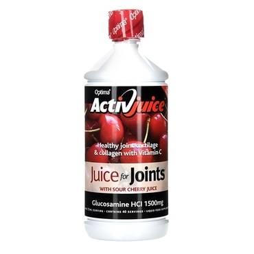 Active Juice Cherry 1L