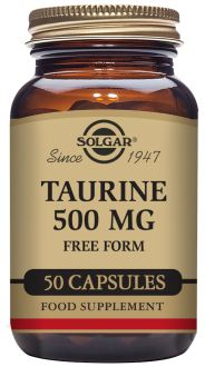 Solgar Taurine 50cap