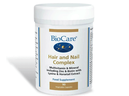Bio Care Hair NailComp 9