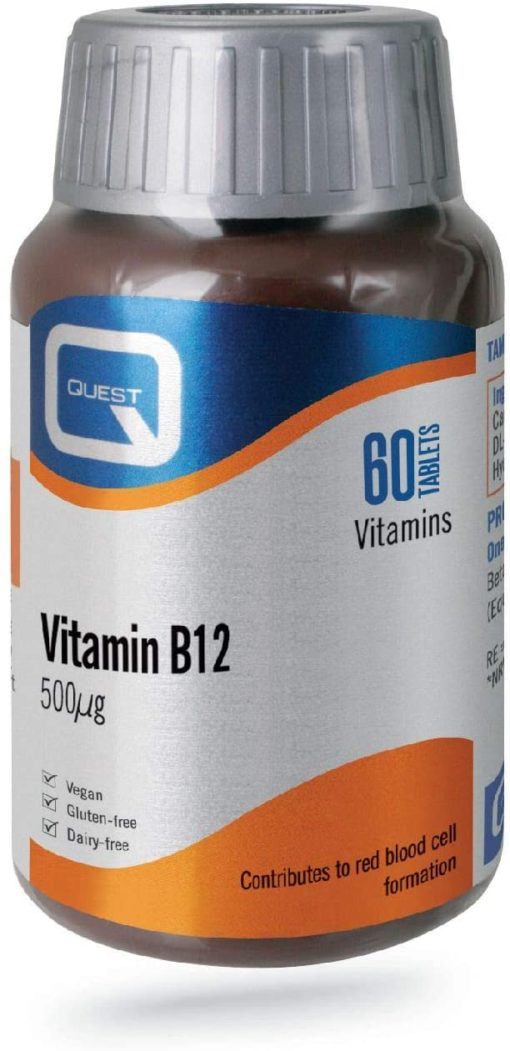 Quest B12 90 for 60