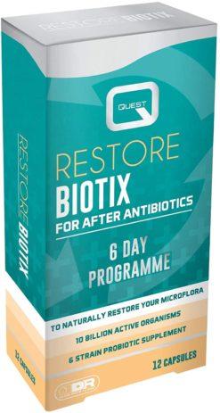 Quest Restore Biotix 12c