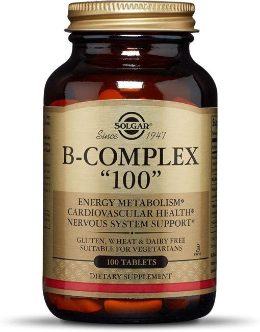 Solgar B Comp 100 100t