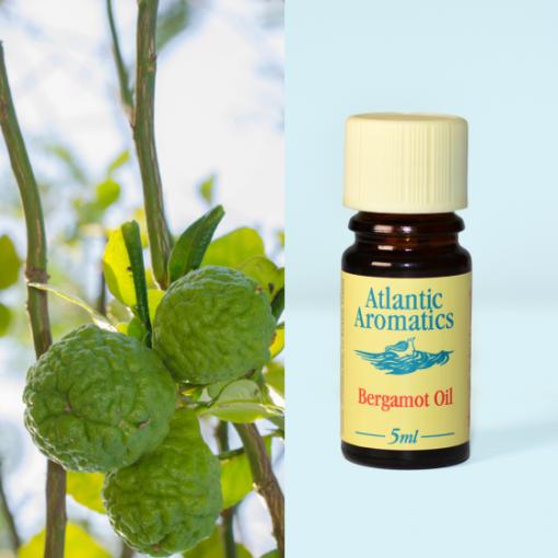Atlantic Aromatics Berganot Oil