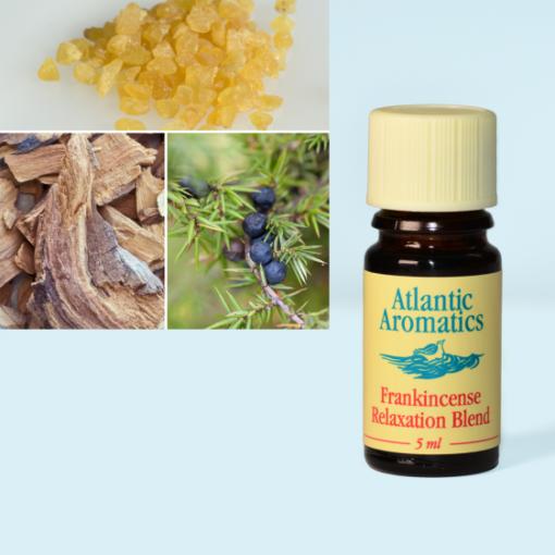 Atlantic Aromatics Frank Rel Blend Oil