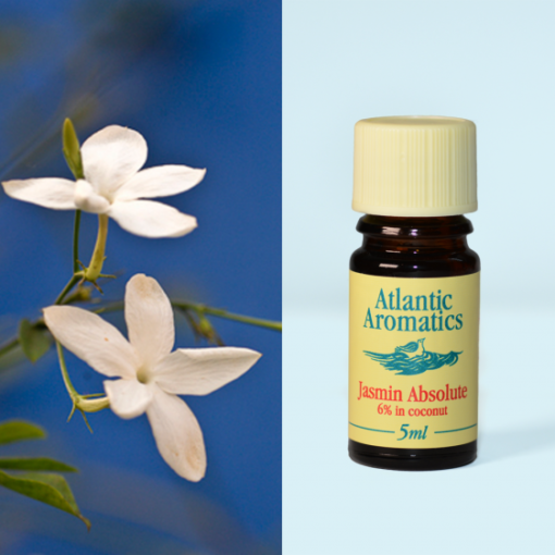 Atlantic Aromatics Jasmin Absolute 0il