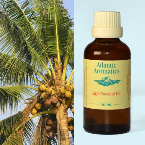 Atlantic Aromatics Light Coco Oil