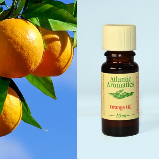 Atlantic Aromatics Orange Oil