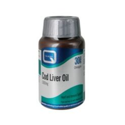Quest Cod Liver Oil 30ca