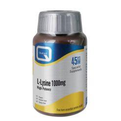 Quest L Lysine 1000mg 45