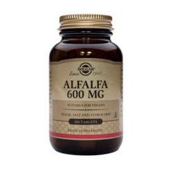 Solgar Alfalfa 100tabs