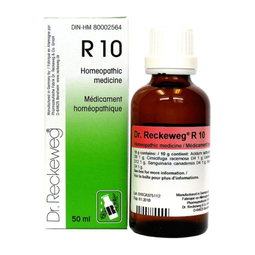 Dr Reckeweg R10 Drops 50 ml