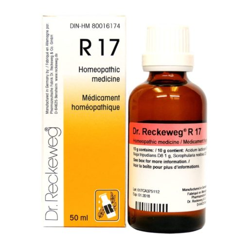 Dr Reckeweg R17 Drops 50 ml