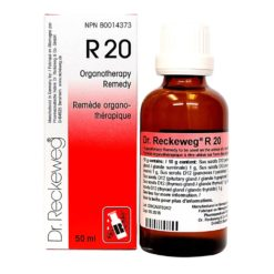 Dr Reckeweg R20 Drops 50 ml