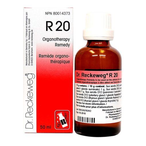 Dr Reckeweg R20 Drops 50 ml