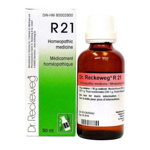 Dr Reckeweg R21 Drops 50 ml