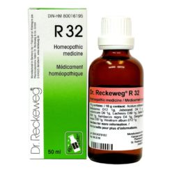 Dr Reckeweg R32 Drops 50 ml
