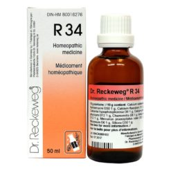 Dr Reckeweg R34 Drops 50 ml