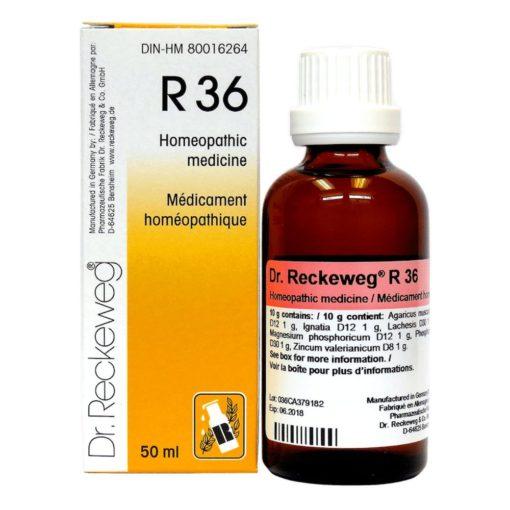 Dr Reckeweg R36 Drops 50 ml