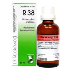 Dr Reckeweg R38 Drops 50 ml
