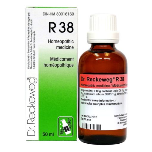 Dr Reckeweg R38 Drops 50 ml