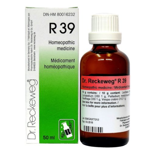 Dr Reckeweg R39 Drops 50 ml