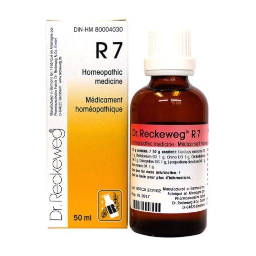 Dr Reckeweg R7 Drops 50 ml