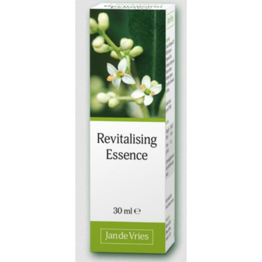Jan De Vries Revitalising Essence