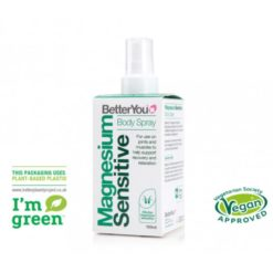 Better You Magnesium Sensitive Body Spray 100ml