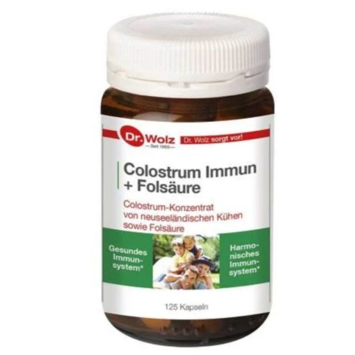 Dr Wolz Colostrum Immune