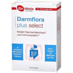 Dr Wolz Darmflora 20 Caps