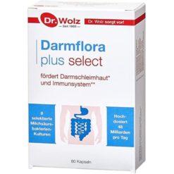 Dr Wolz Darmflora 80 Caps