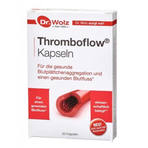 Dr Wolz Thromboflow 60c