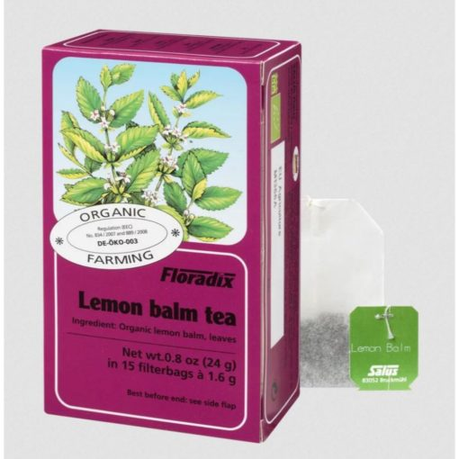 Floradix Lemon Balm Tea