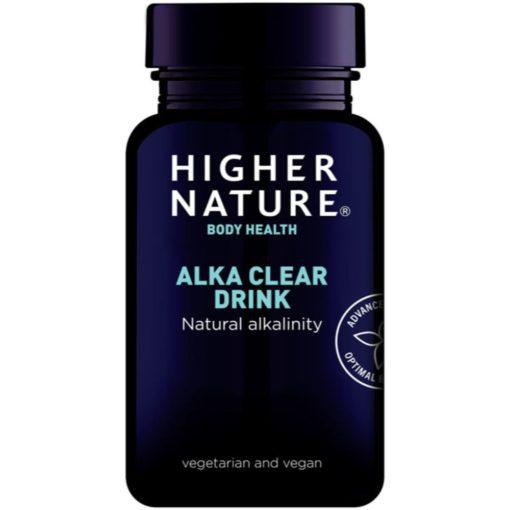 Higher Nature Alka Clear 180 Caps