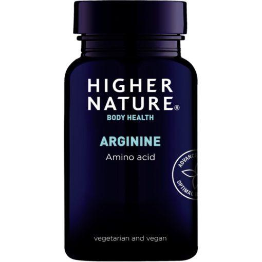 Higher Nature Argenine 120 Caps