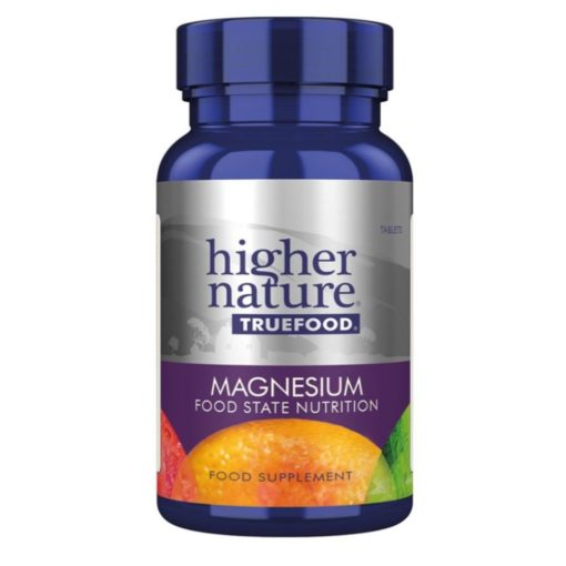 Higher Nature Magnesium 90 Tablets