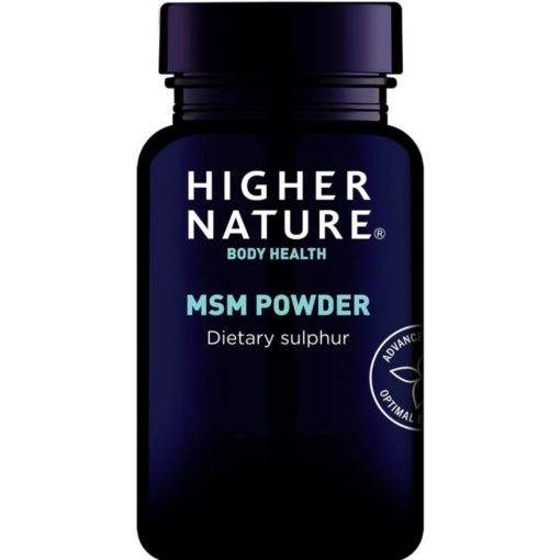 Higher Nature MSM 90 Tablets