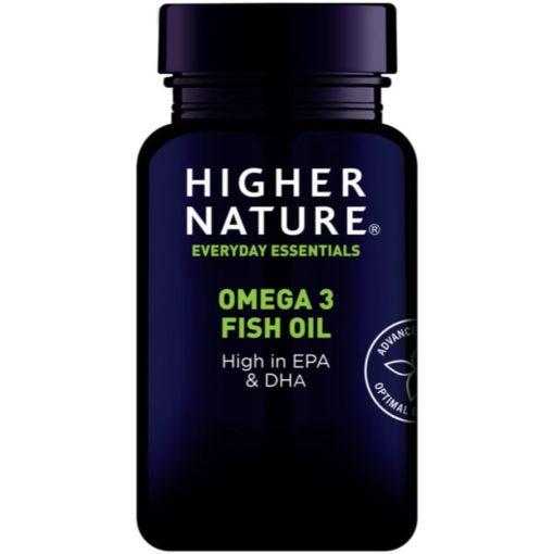 Higher Nature Omega 3 90 Caps