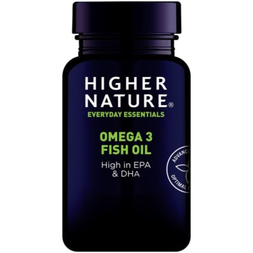 Higher Nature Omega 3 Fish 180 Caps