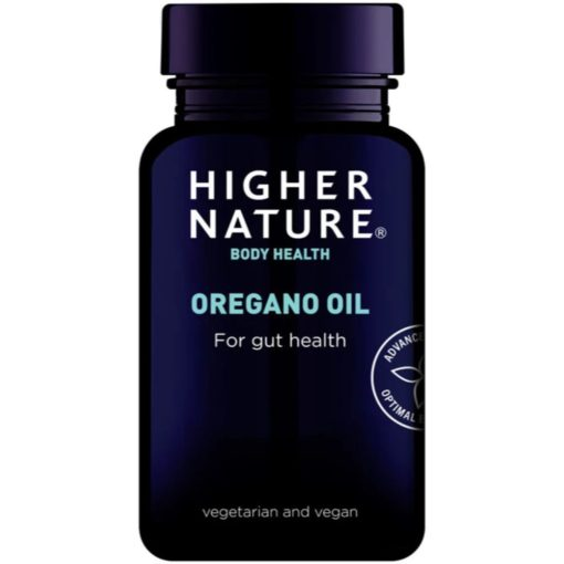 Higher Nature Oregano Oil 30 Caps