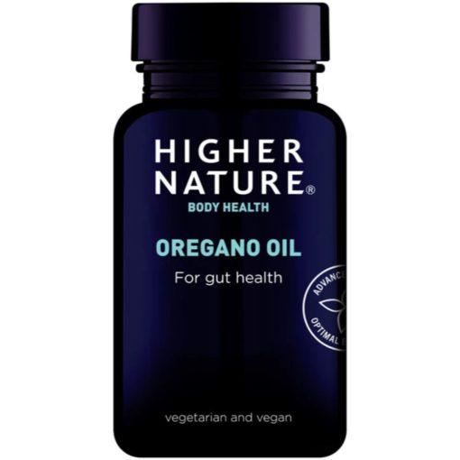 Higher Nature Oregano Oil 90 Caps
