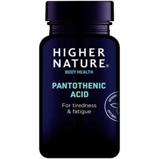 Higher Nature Pantothenic Acid