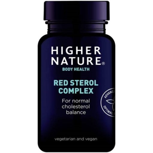 Higher Nature Red Sterol 30 Tablets