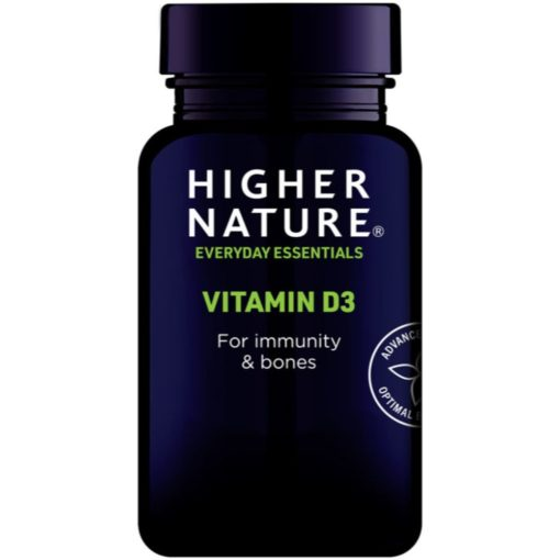 Higher Nature Vitamin D 120 cap
