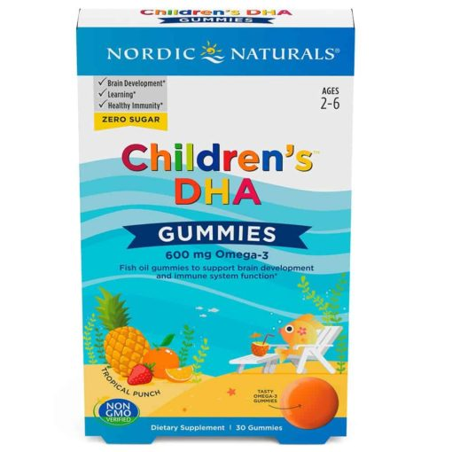 New Nordic Child DHA 30 Gummies