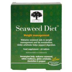 New Nordic Seaweed Diet 60 Tablets