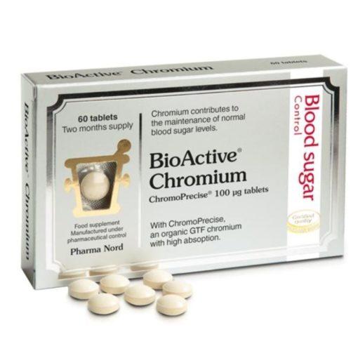Pharma Nord Chromium 60 Tablets