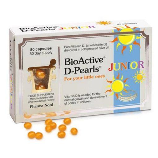 Pharma Nord D-Pearls Children