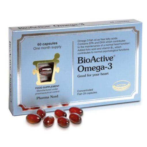Pharma Nord Omega 3 60 Capsules