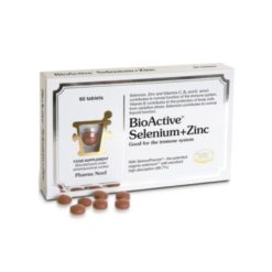 Pharma Nord Selenium and Zinc 60 Tablets